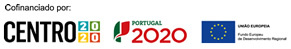 Apoio do FEDER através do Portugal 2020 e do Centro 2020